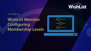 Setup Membership Levels