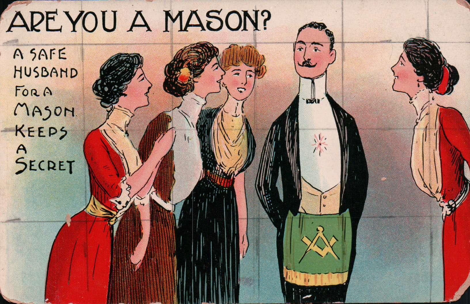 women   The Mason's Lady
