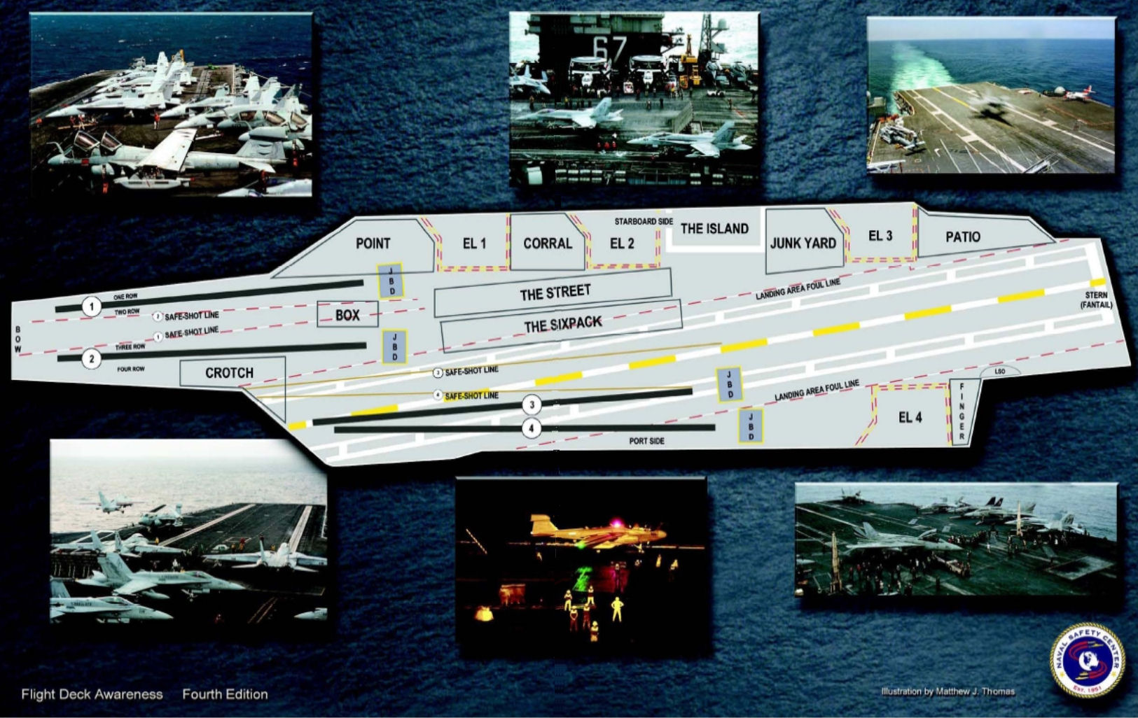 aircraft carrier flight deck diagram chevy s10 alternator wiring us navy outline elsavadorla