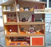 VINTAGE LUNDBY DOLLHOUSE-circa 1970-75 - Dolls' Houses ...