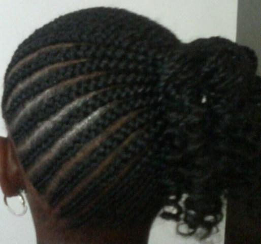 Kids Cornrow MC AFRICAN HAIR BRAIDING
