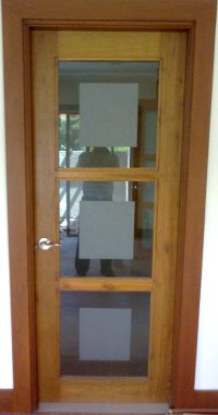Wooden Doors: Wooden Doors Glass Panels
