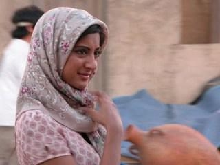 Portrait of a Character – Maryam Haroun