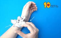 Halloween Bat Printable Bracelet 10 Minutes of Quality Time