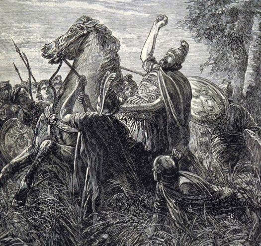 The Death of Crassus