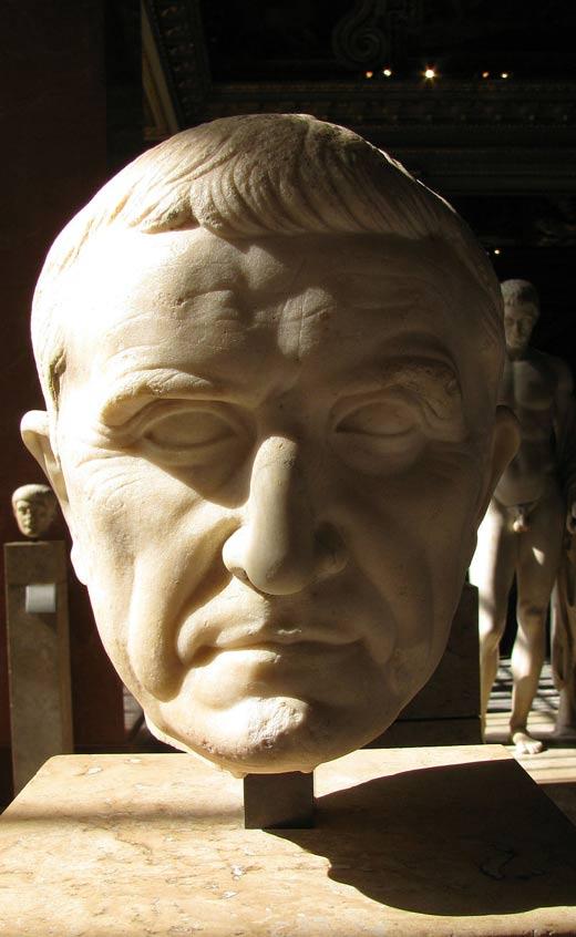 Bust of Marcus Licinius Crassus
