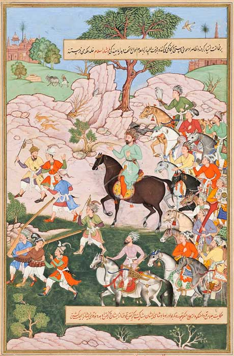 Tode Mongke Khan and the Golden Horde (Public Domain)