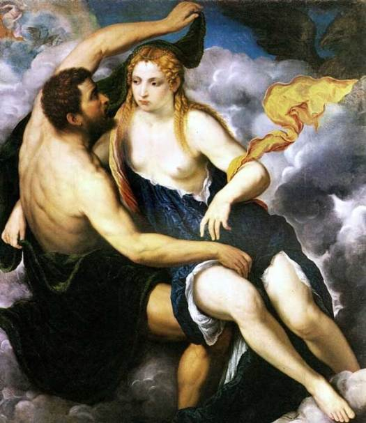 Zeus and Io