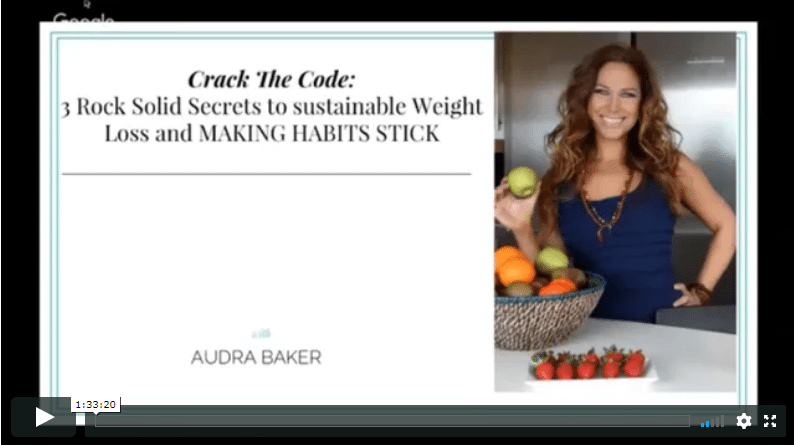 Crack the weight-loss code