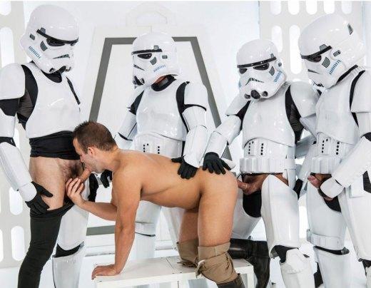Gay Rape Storm Troopers