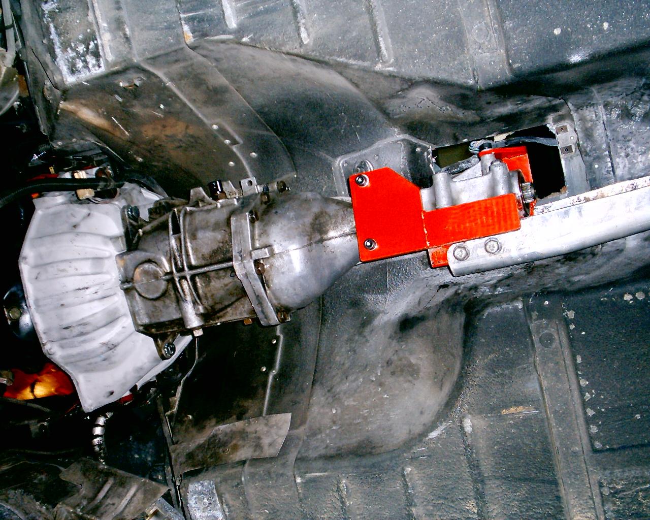 hight resolution of transmission installation