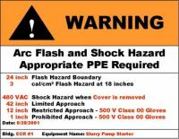 Electrical Ppe Requirements Chart - Mehmomblog.com