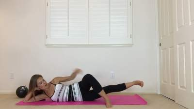 Pilates for Inner Thighs