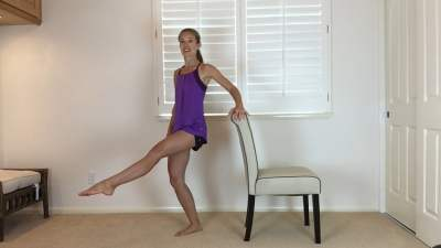 Short Barre for Thighs