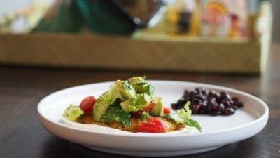 Easy Fiesta Fish Tacos