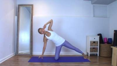 45 Minute Creative Pilates Flow