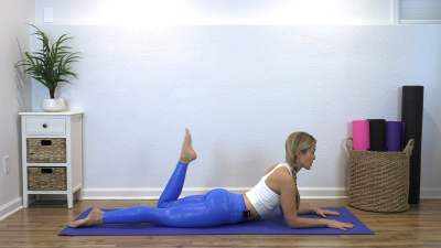 10 Minute Upper Back Stretches and Workout