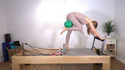 Reformer Workout With the Small Ball