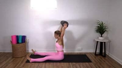Full Body Foam Roller Workout