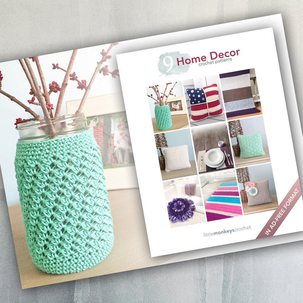 E Book 9 Home Decor Patterns
