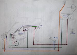 Vespa gs wiring diagram