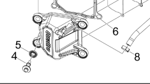 Modern Vespa : Need help locating/defining part