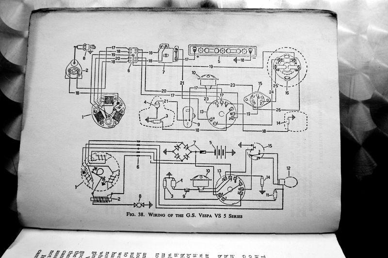Additionally Switch Wiring Diagram Also Vespa Wiring Diagram On Vespa