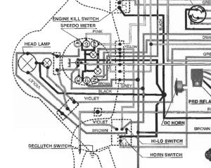Modern Vespa : Halogen headlight upgrade wiring issuequestion
