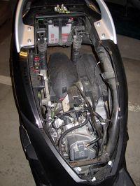 Modern Vespa : My new ride: Peugeot Citystar 200i