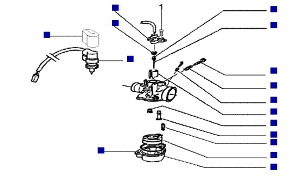 Vespa Et4 Exploded Diagram, Vespa, Free Engine Image For