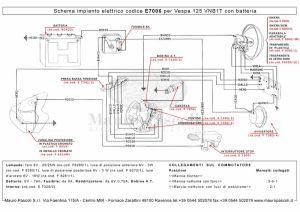 Modern Vespa : 1964 VNB wiring question