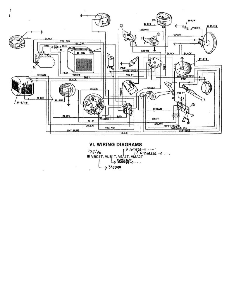 hight resolution of vespa vbb wiring diagram caprice wiring diagram husaberg fe 570 wiring diagram