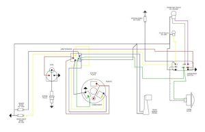 Vespa Vbb Wiring Diagram | Wiring Diagram