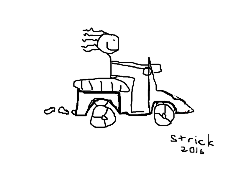 Modern Vespa : Let's Draw Scooters!