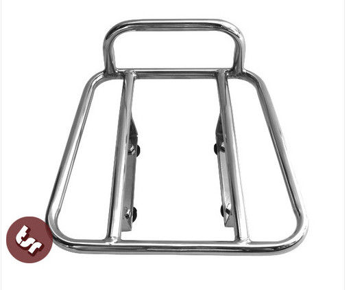 Modern Vespa : Rear rack for Mp3 touring