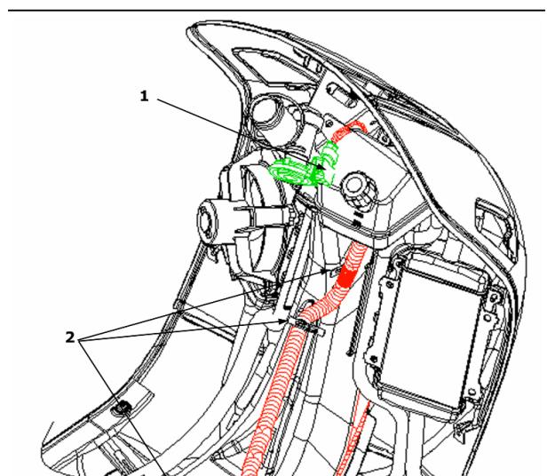 Modern Vespa : GTS250 is having starting issues