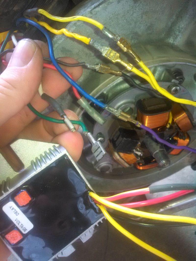 1980 Vespa P200e Wiring Diagram Modern Vespa P200e Dc Hid Conversion