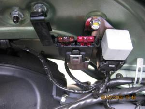 Modern Vespa : GTV 250 Owners > Check that MAIN FUSE!
