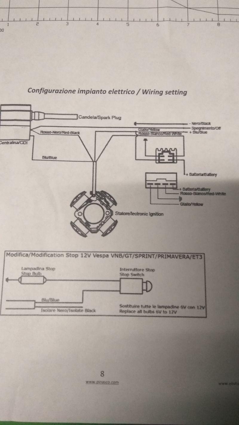 medium resolution of modern vespa anyone good with wiring cdi wiring diagram http modernvespacom forum topic77369