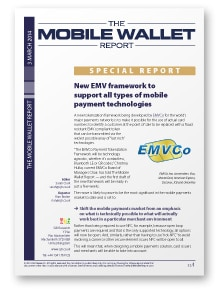 The Mobile Wallet Report, 3 March 2014