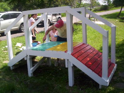 BCHS Senior And Eagle Scout Projects