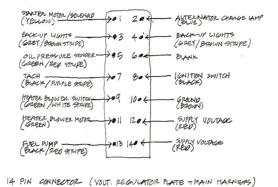 2006 Dakota Fuel Wiring Diagram 914 4 Tech Notebook