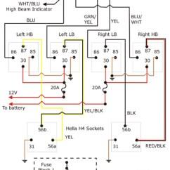 Hella Relay Wiring Diagram 2 2006 Chevrolet Cobalt Car Radio Stereo Hi / Lo Headlight Switch Repair Thread - Page Rennlist Porsche Discussion Forums