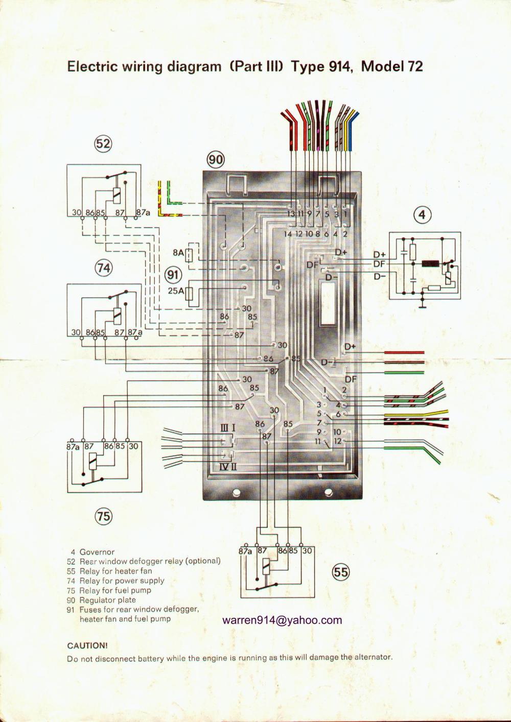 medium resolution of 67 72 wiring radio autos post 1977 porsche 911 wiring diagram wiring diagram for 1970 porsche 911