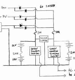 homemade 12v generator wire diagram wiring diagram schematics [ 1495 x 1059 Pixel ]