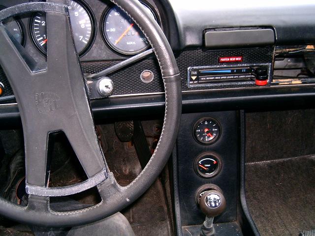 1973 Porsche 914 Wiring Diagram