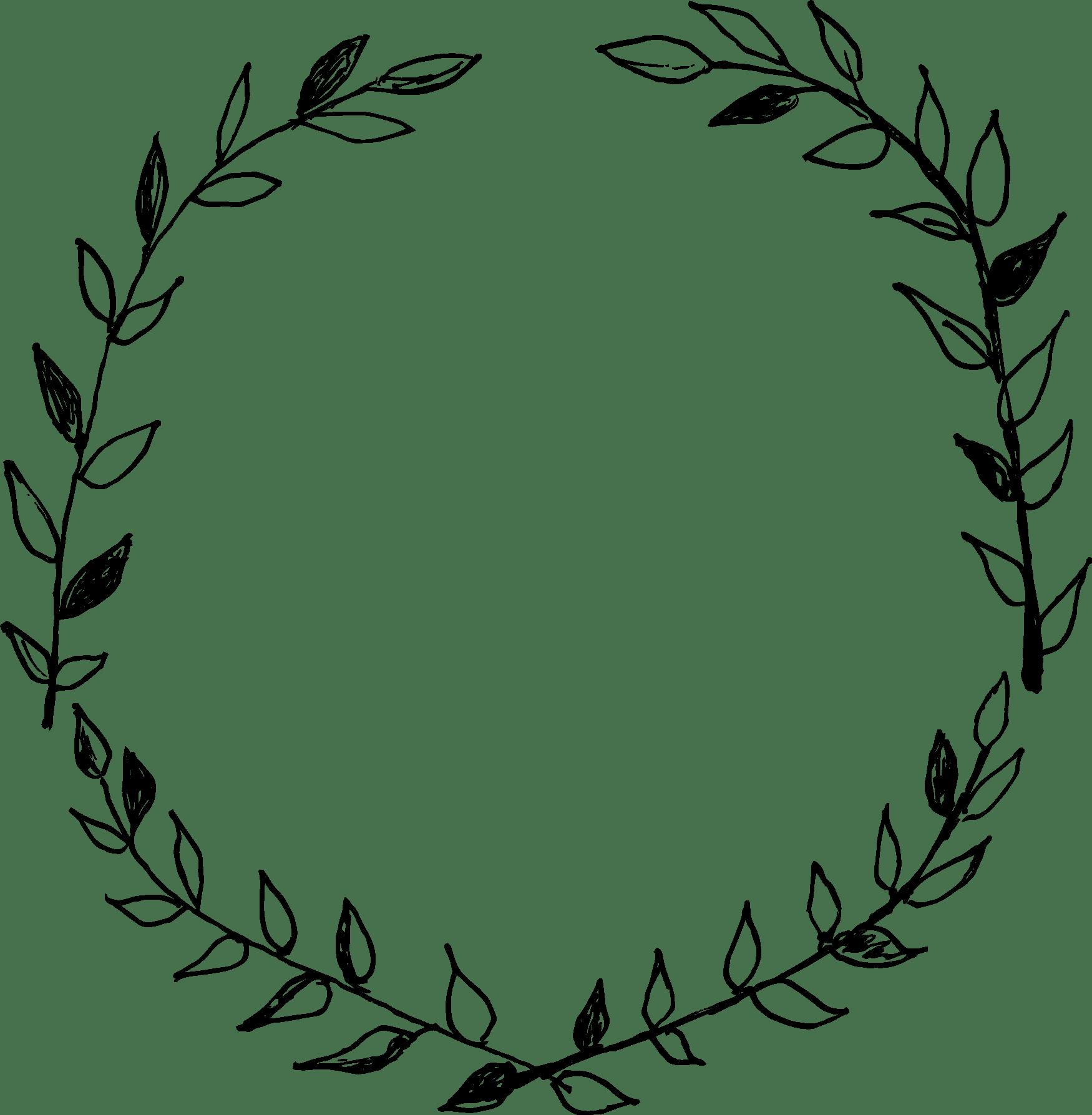 Monogram Graduation Invitations