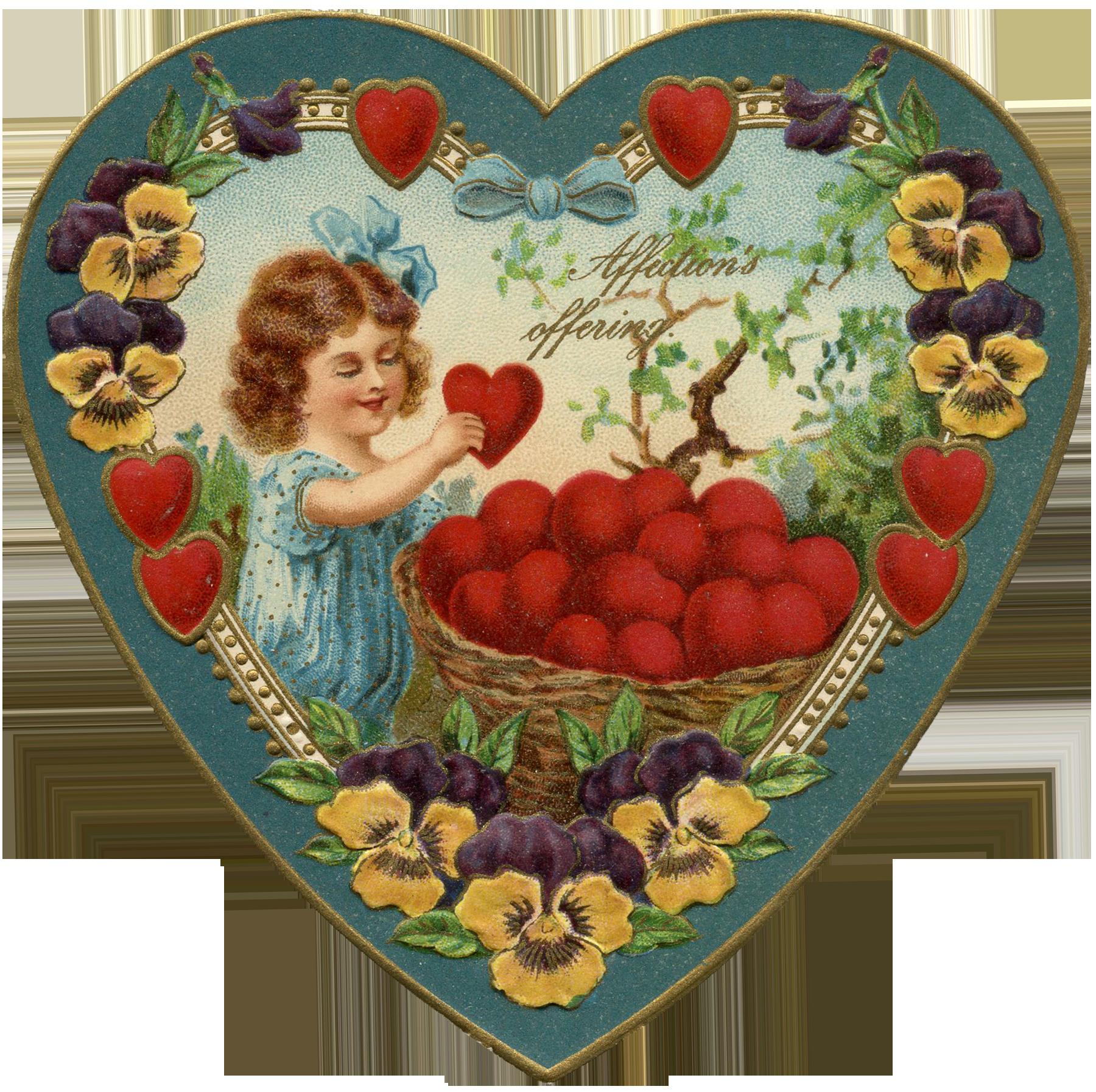 Victorian Valentines