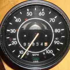1971 Vw Super Beetle Wiring Diagram Epiphone Nighthawk Thesamba.com :: - Late Model/super 1968-up View Topic Speedometer Reset