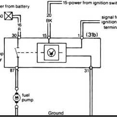 Ford Fuel Pump Relay Wiring Diagram Ceiling Fan Motor Capacitor Vw Thesamba Com Performance Engines Transmissions View Topic